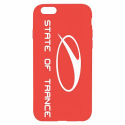 Чехол для iPhone 6/6S A state of trance