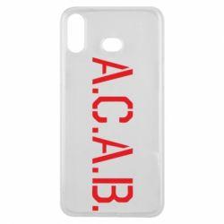 Чохол для Samsung A6s A.C.A.B.