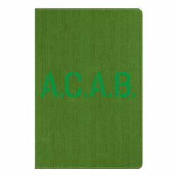 Блокнот А5 A.C.A.B.