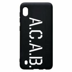 Чохол для Samsung A10 A.C.A.B.