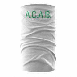 Бандана-труба A.C.A.B.