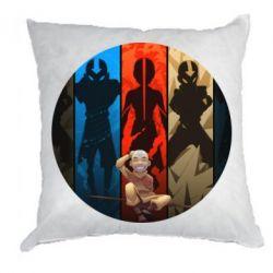 Подушка Aang Art