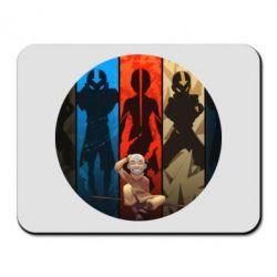 Коврик для мыши Aang Art