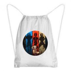Рюкзак-мешок Aang Art