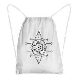 Рюкзак-мішок Abstract Symbol 4