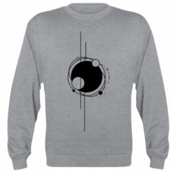 Реглан (світшот) Abstraction of the planets