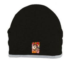 Шапка AC DC Art Banner - FatLine