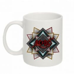 Кружка 320ml AC/DC Art Logo - FatLine