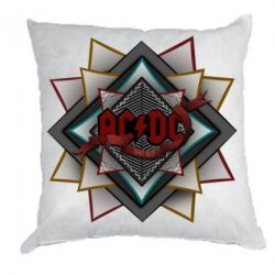 Подушка AC/DC Art Logo