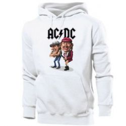 Мужская толстовка AC/DC Art