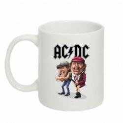 Кружка 320ml AC/DC Art