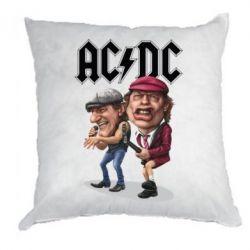 Подушка AC/DC Art