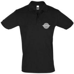 Мужская футболка поло AC/DC gray