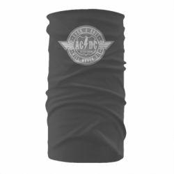 Бандана-труба AC/DC gray