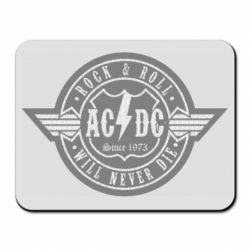 Коврик для мыши AC/DC gray