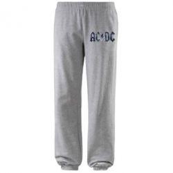 Штаны AC/DC Logo - FatLine