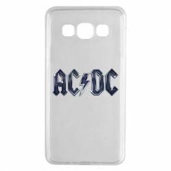 Чехол для Samsung A3 2015 AC/DC Logo