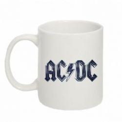 Кружка 320ml AC/DC Logo - FatLine