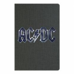 Блокнот А5 AC/DC Logo