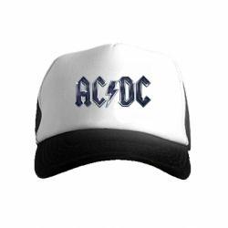 Детская кепка-тракер AC/DC Logo