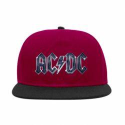 Снепбек AC/DC Logo - FatLine