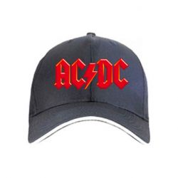 кепка AC/DC Red Logo - FatLine