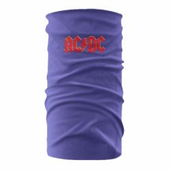Бандана-труба AC/DC Red Logo