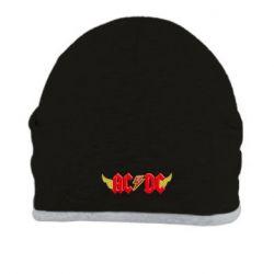 Шапка AC/DC с крыльями - FatLine