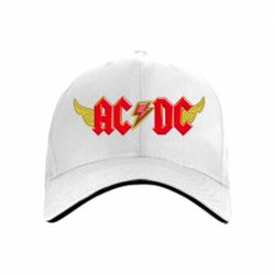 кепка AC/DC с крыльями - FatLine