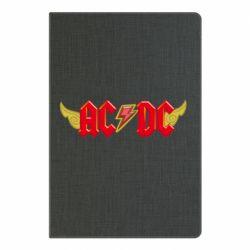 Блокнот А5 AC/DC з крилами