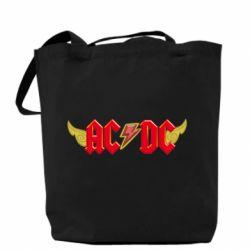 Сумка AC/DC с крыльями