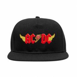 Снепбек AC/DC с крыльями - FatLine
