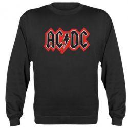 Реглан (свитшот) AC/DC Vintage - FatLine