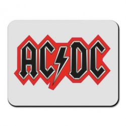 Коврик для мыши AC/DC Vintage - FatLine