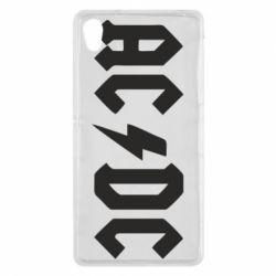 Чехол для Sony Xperia Z2 AC DC - FatLine