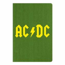 Блокнот А5 AC DC