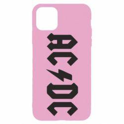 Чехол для iPhone 11 Pro Max AC DC