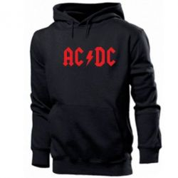 Мужская толстовка AC DC