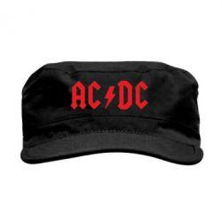 Кепка милитари AC DC