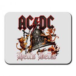 Килимок для миші AC DC