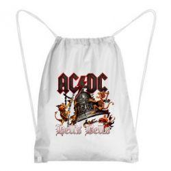 Рюкзак-мішок AC DC