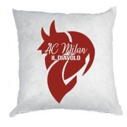 Подушка AC Milan il diavolo