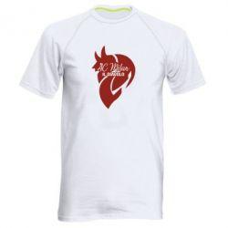 Чоловіча спортивна футболка AC Milan il diavolo