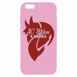 Чохол для iPhone 6/6S AC Milan il diavolo
