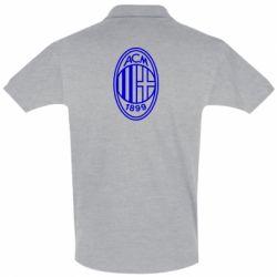 Футболка Поло AC Milan logo