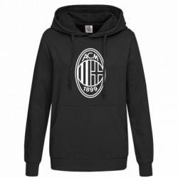 Толстовка жіноча AC Milan logo