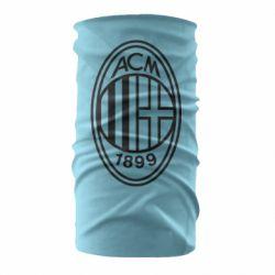 Бандана-труба AC Milan logo