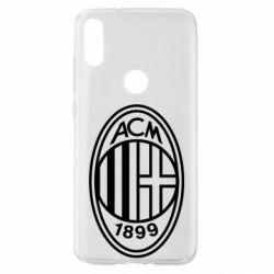 Чохол для Xiaomi Mi Play AC Milan logo