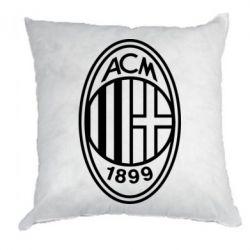 Подушка AC Milan logo