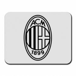 Килимок для миші AC Milan logo